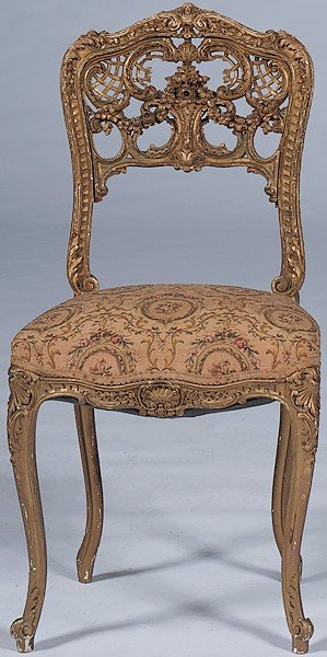 156: Continental Side Chair