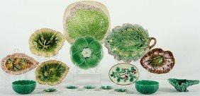 359: Majolica Tablewares