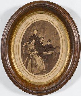Three Abraham Lincoln Engravings�