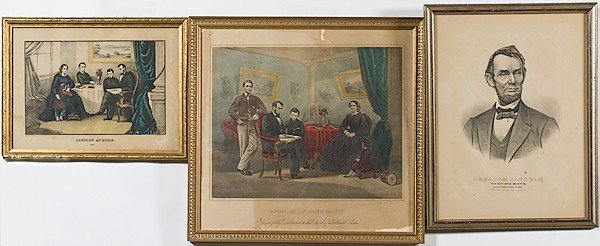 504: Abraham Lincoln Prints