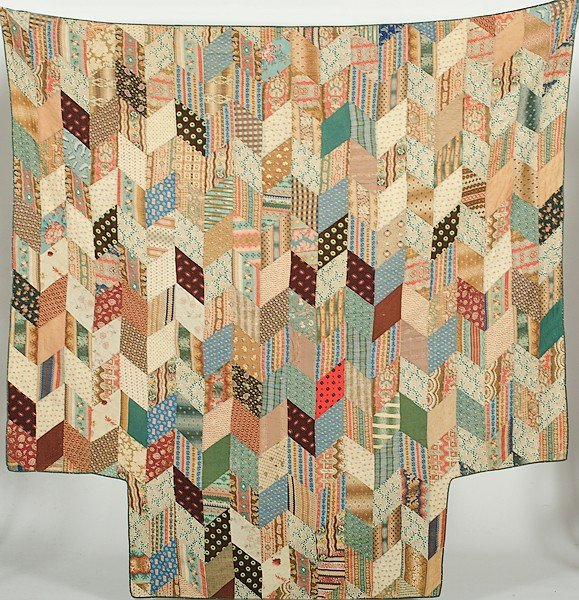 518: Geometric Quilts
