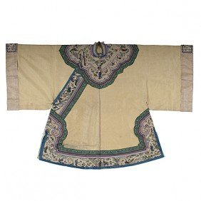 Chinese Embroidered Robe�