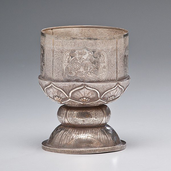 171: Chinese Silver Export Cup