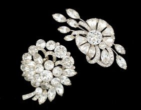 Eisenberg Brooch Collection�