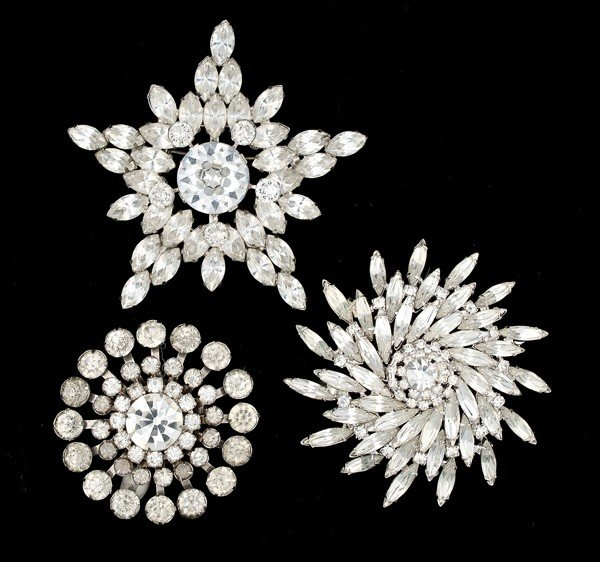 3: Coro & Weiss Costume Jewelry Collection