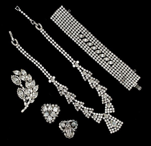 6: Weiss & Garne Costume Jewelry Collection