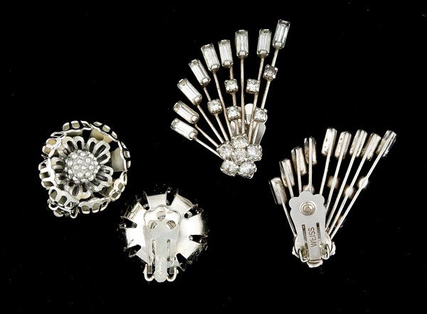 21: Coro & Weiss Costume Jewelry Collection