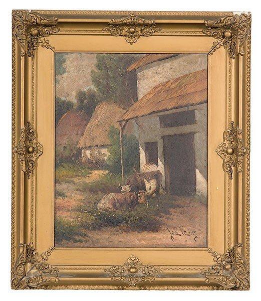 3: Joe Verny (Continental, 19th/20th century)