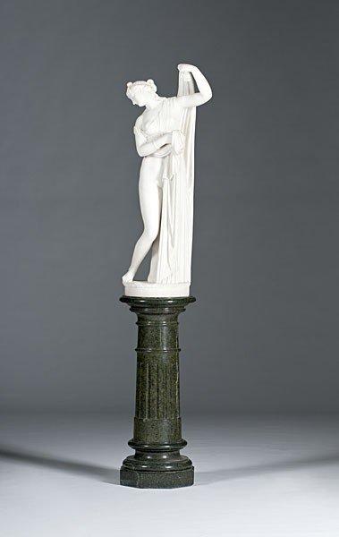 20: Cesare Lapini (Italian, 1848-1893), Italian Maiden