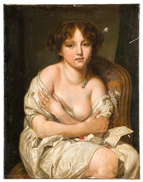 24: After Jean Baptiste Greuze (French, 1725-1805)