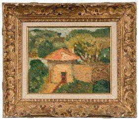 Emile Othon Friesz (French 1877-1949)