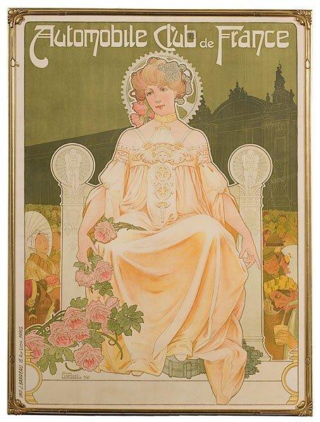 40: Henri Privat-Livemont (Belgian, 1861-1936)