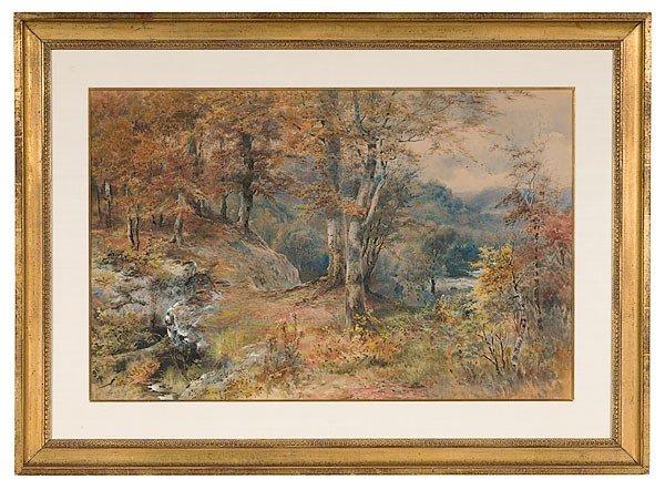 45: Edmund Henry Osthaus (Ohio, 1858-1928), Landscape