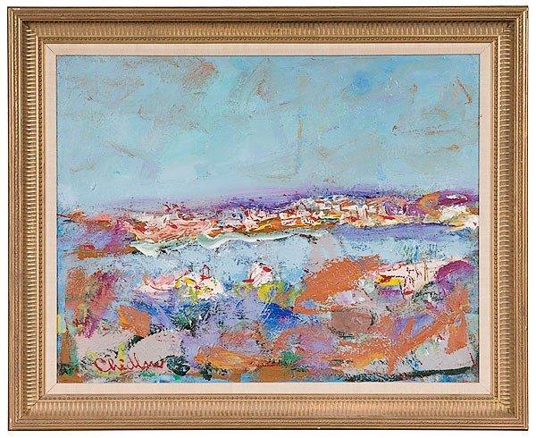 50: Paul Chidlaw (Ohio, 1900-1989), Greek Landscape