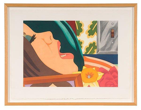 104: Tom Wesselmann (American, 1931-2004), Pop Art Port