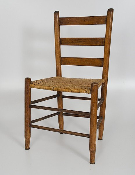 18: Ladderback Side Chairs