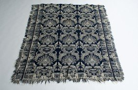 Coverlets And Shawls�