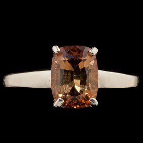 Duo Colored Imperial Topaz Ring�