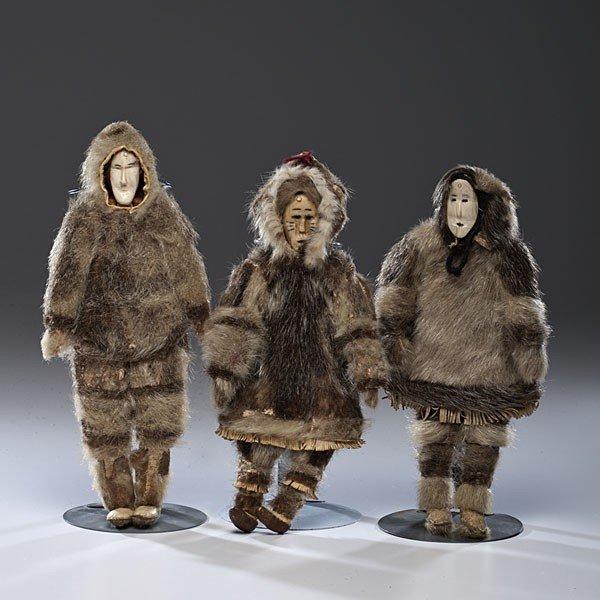 6: Eskimo Dolls