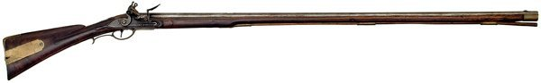 35: American Style Longrifle by Grice of Birmingham