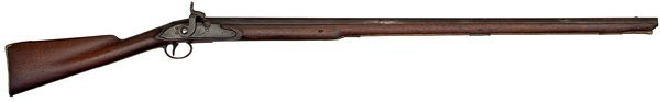 40: U.S. Model 1807 U.S. Flintlock Carbine
