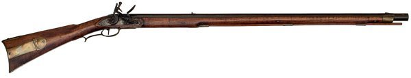41: Jacob Dickert Model 1807 Contract Rifle