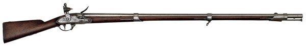 43: Model 1808 Contract Jenks Flintlock Musket