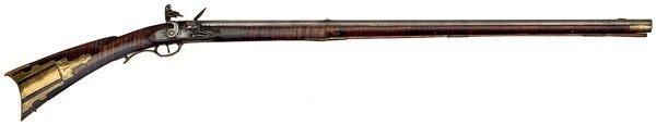 46: Flintlock Rifle