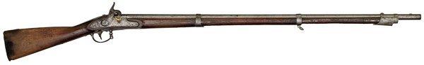 47: Model 1822 Percussion Conversion Musket