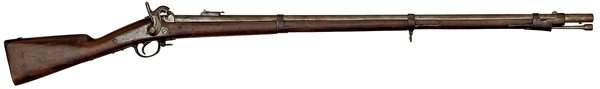 107 Tanner and Co Import Civil War Musket