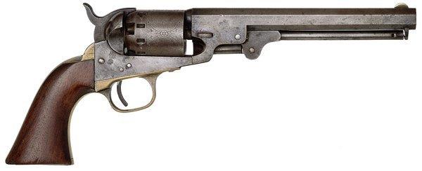186: Manhattan Percussion Revolver