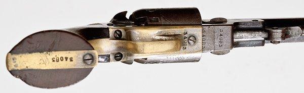186: Manhattan Percussion Revolver - 3