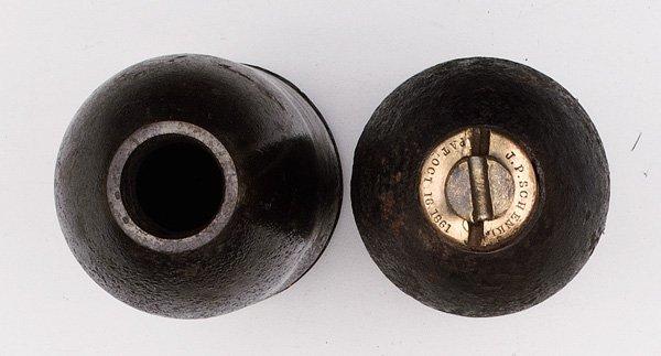 218: Civil War Parrott Shell and Stafford Shell - 2