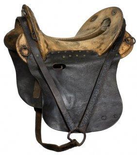 U.S. Civil War McClellan Army Saddle�