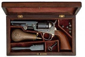 Cased Model 1849 Colt Percussion Revolver�