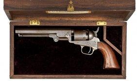 Colt Model 1849 Pocket Percussion Revolver�