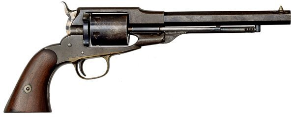 279: Beals Navy Cartridge Conversion Revolver