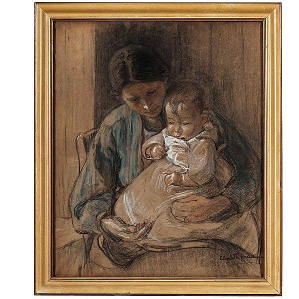 192: Elizabeth Nourse (American, 1859-1938),