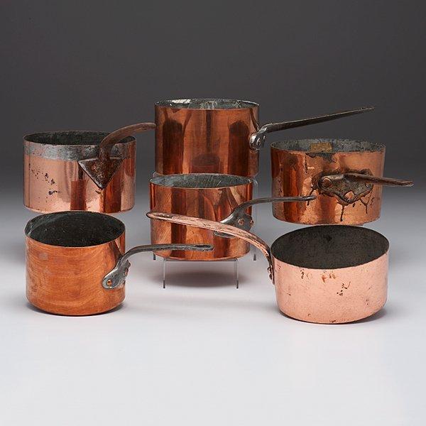 232: Copper Pots