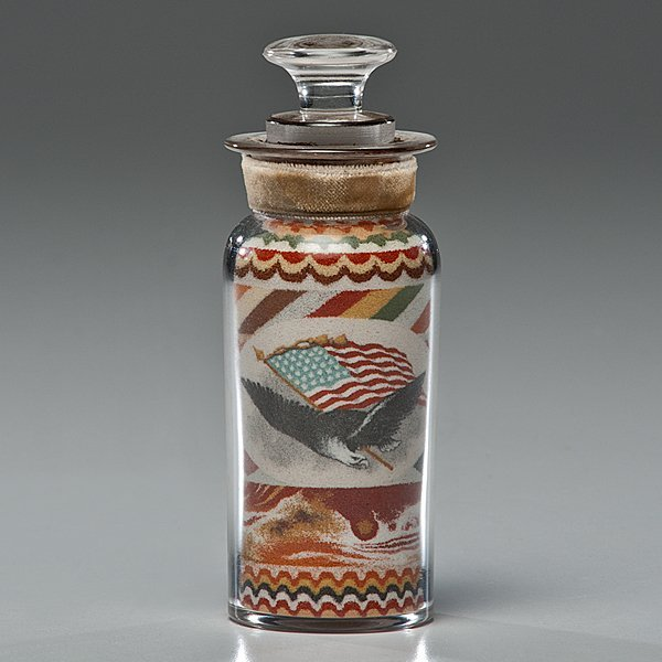 239: Andrew Clemens Sand Bottle