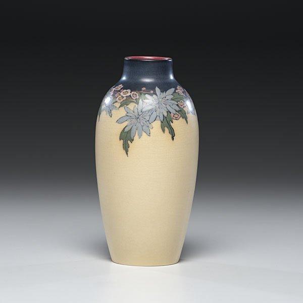 165: Lenore Asbury Rookwood Vase