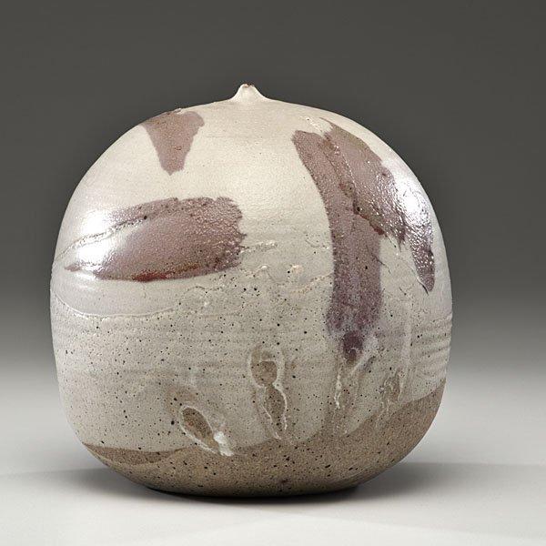 105: Toshiko Takaezu (1922-2011, USA)