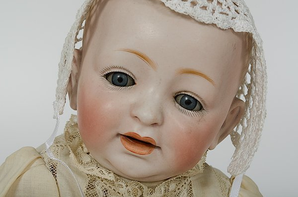 234: Kestner Bisque Baby Doll  - 3