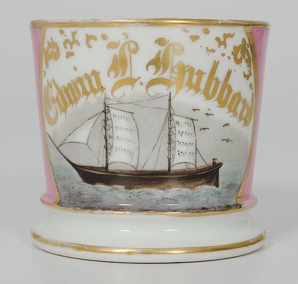 4: Sailing Ship Shaving Mug