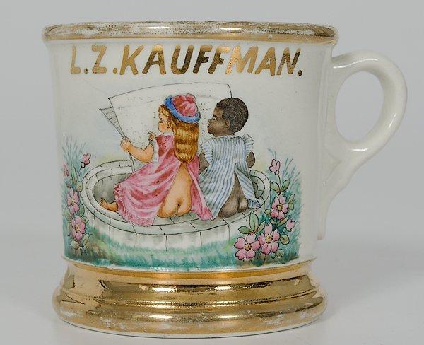 7: Political Satire Shaving Mug
