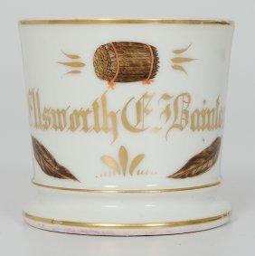 Tobacconist's Occupational Shaving Mug�