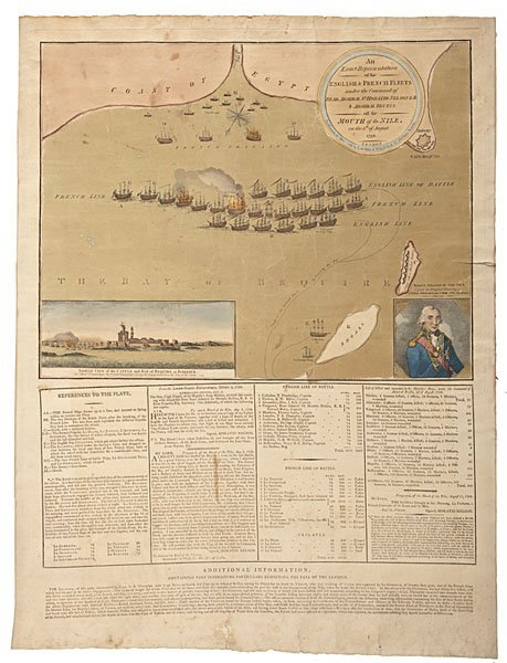2: Battle of the Nile, 1798, Poster