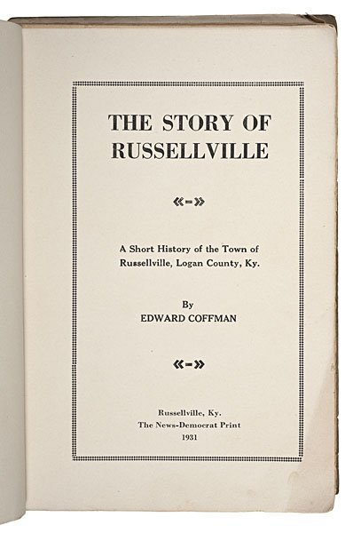 95: Lynching of 4 African Americans, Russellville, KY - 3