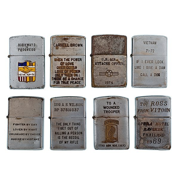 99: Vietnam Zippo Lighter Collection - 5