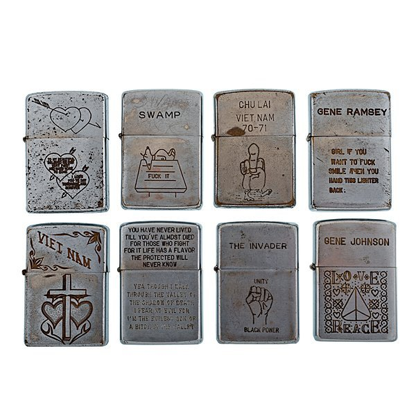 99: Vietnam Zippo Lighter Collection - 7
